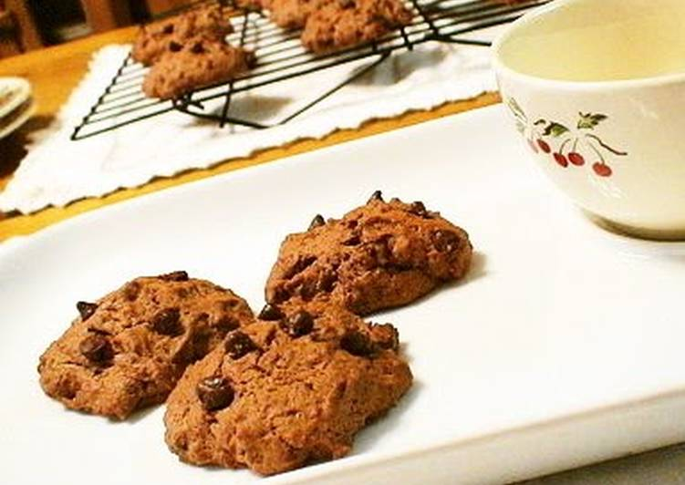 Chocolate Chip Cookies For Valentine S Day Recipe By Cookpad Japan