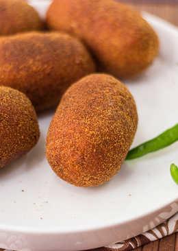 Jackfruit Croquettes