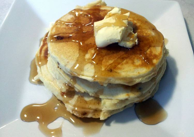 Peanut Butter cup Pancakes recipe main photo