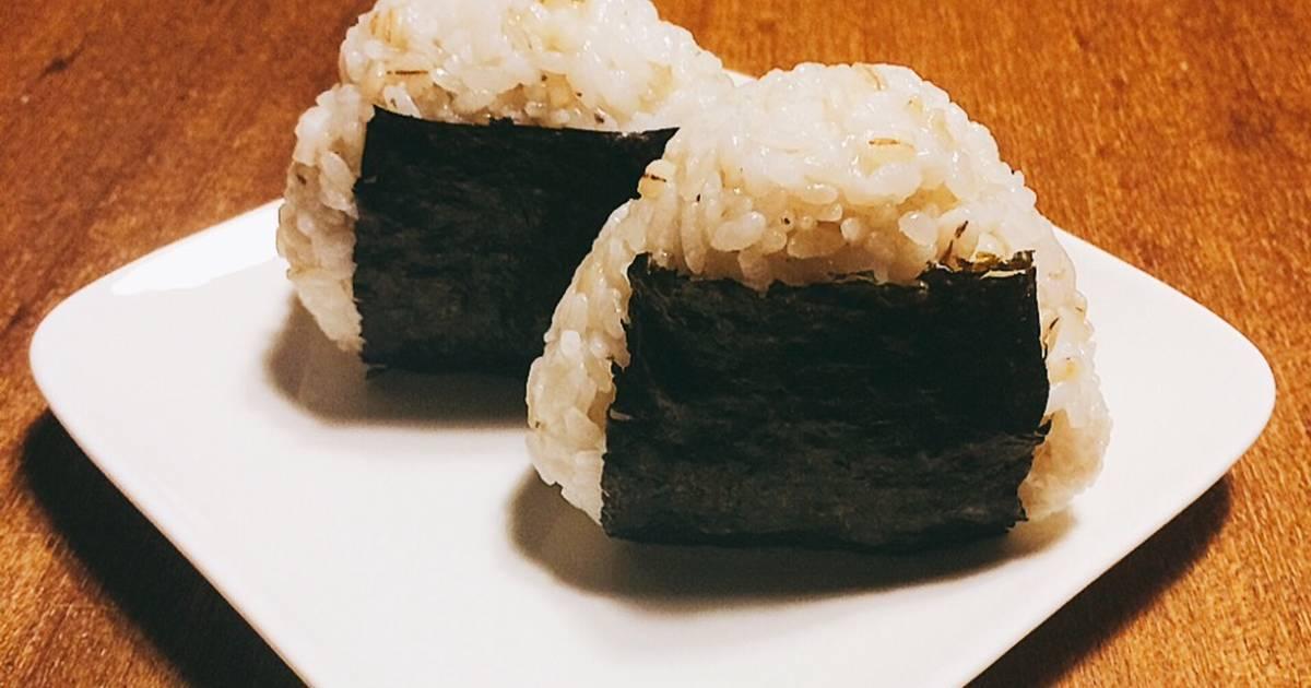 Rice Ball (Onigiri)
