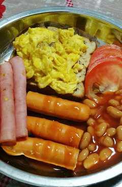 resep masakan american breakfast