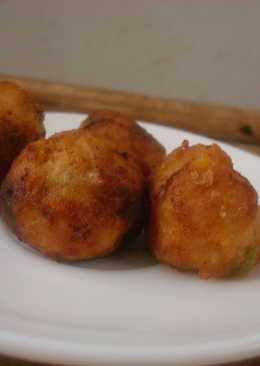 Corn Cheese Nuggets