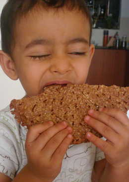 Choco Oat Cookie