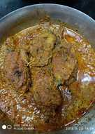 Gurjali machher jhal/fish curry