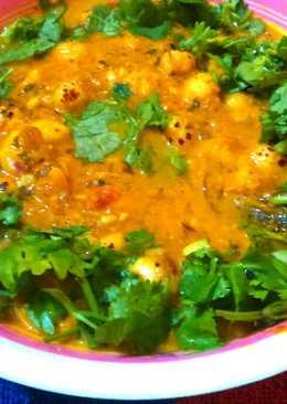 Makhana kaju curry