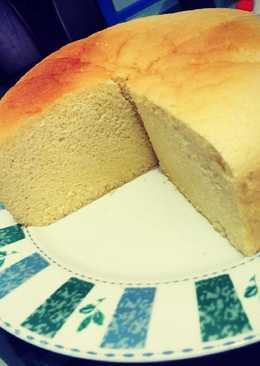 Cream Cheese Ogura Cake