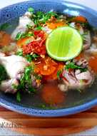 resep masakan chicken soup