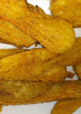 Potato Wedges or JoJo Potatoes