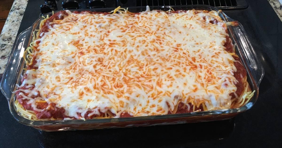 Baked spaghetti recipes - 223 recipes