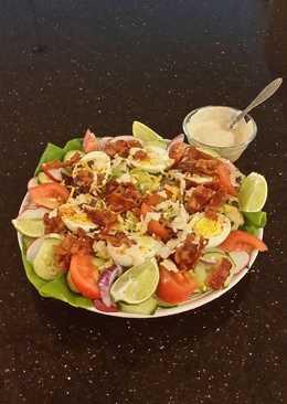 Southwestern BLT Egg Salad