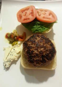 Pure Beef BombBurger inspired by Sanaa A'esha