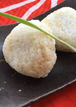 Japanese Rice Ball (Onigiri) New!
