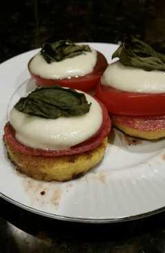 resep masakan brads italian style polenta appetizer
