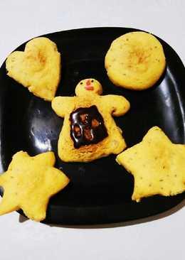 Besan cookies