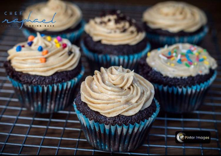 How To Make Choclate Cupcakes Recipe By Chef Raphael Cookpad Kenya