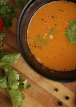 The Spicy Red Pepper Soup