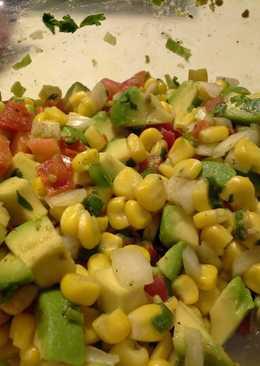 Corn salsa recipes - 454 recipes - Cookpad