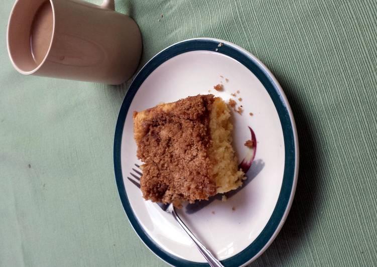 Christmas Morning Coffee Cake Recipe By Papawinsor Cookpad