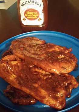 Saucy BBQ Skillet Pork Steaks