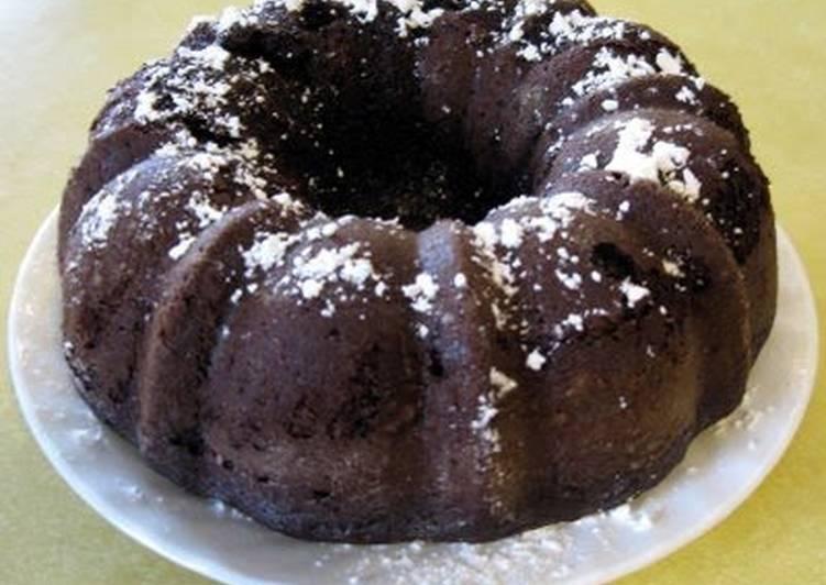 Moist Chocolate Cake Recipes Uk: Madison's Moist Chocolate Bundt Cake Recipe By Msmiley