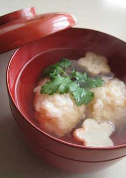 Shrimp ball soup recipes - 10 recipes - Cookpad