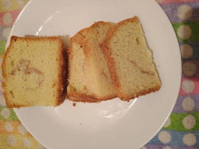 Eggless Vanilla Cake. #my cake recipe