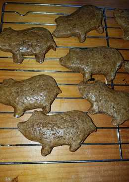 Mexican Piggy Cookies