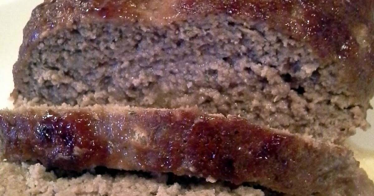 Beef And Pork Meatloaf Recipes 19 Recipes Cookpad