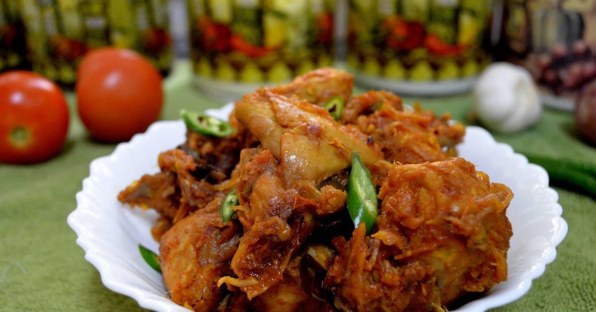 Easy Chicken Ularthu Nadandesi Chicken Fry Recipe By Mini Binoy