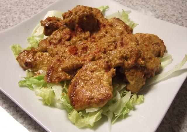 Easy Authentic Tandoori Chicken Recipe by cookpad.japan ...