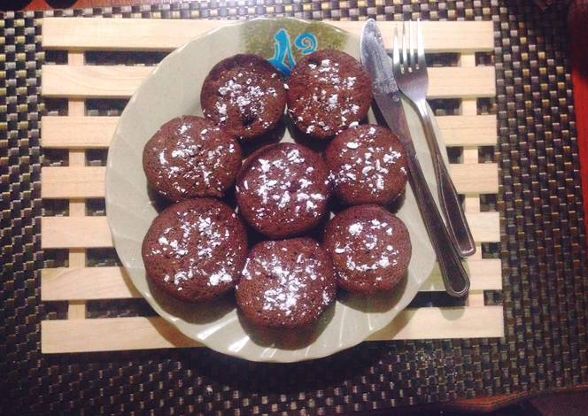Resep Easy Chocolate Chip Moist Cupcake
