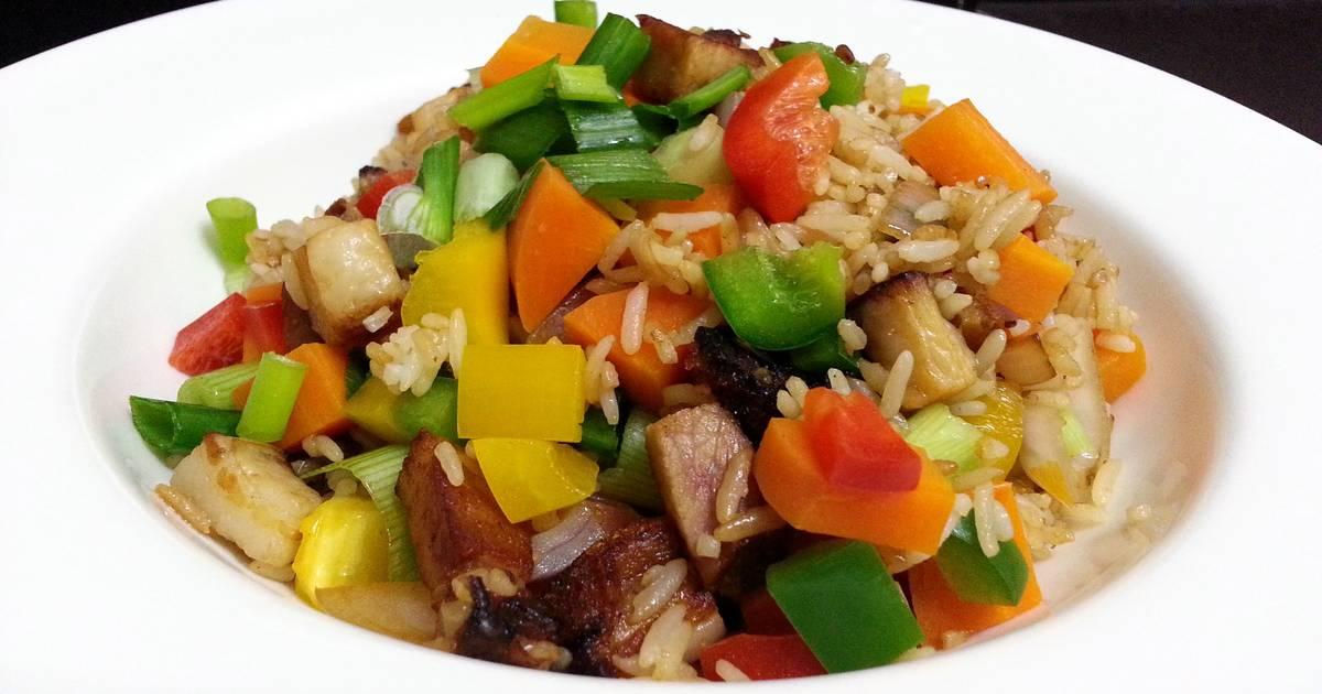 Leftover Pork Roasted Recipes 59 Recipes Cookpad