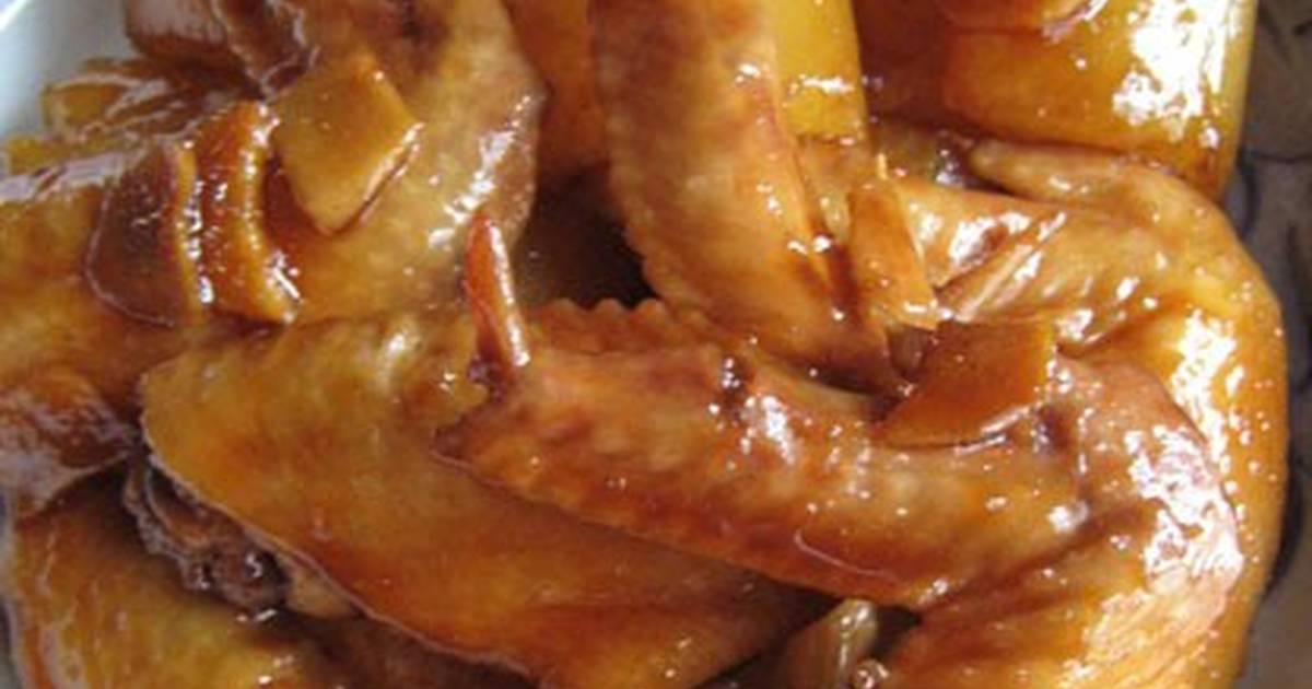 Glazed Soy Sauce Brown Sugar Chicken Thighs - Bunny's Warm ... |Soy Sauce Brown Sugar Chicken