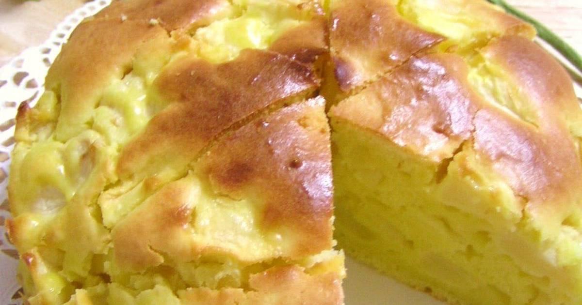 Apple Cake And Pancake In The Microwave Recipe Taste