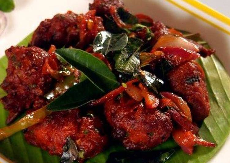 Classic Chicken 65 Recipe By Sarin Varghese Cookpad India