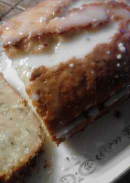 Lemon Glazed Zucchini Bread