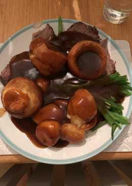 Mid-Week Quick Roast Beef