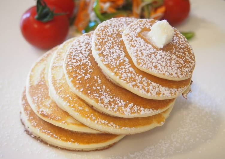Just mix easy rice flour pancakes recipe by cookpadjapan cookpad just mix easy rice flour pancakes ccuart Image collections