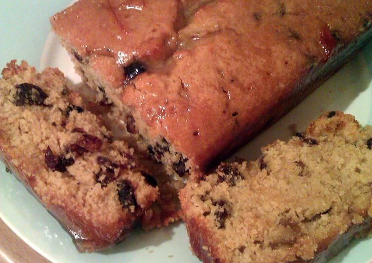 Marmalade Loaf Cake Recipes: Vickys Scottish Marmalade Loaf Cake, GF DF EF SF NF Recipe