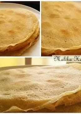 Basic pancakes without baking soda recipes 7 recipes cookpad easy basic pancake ccuart Image collections