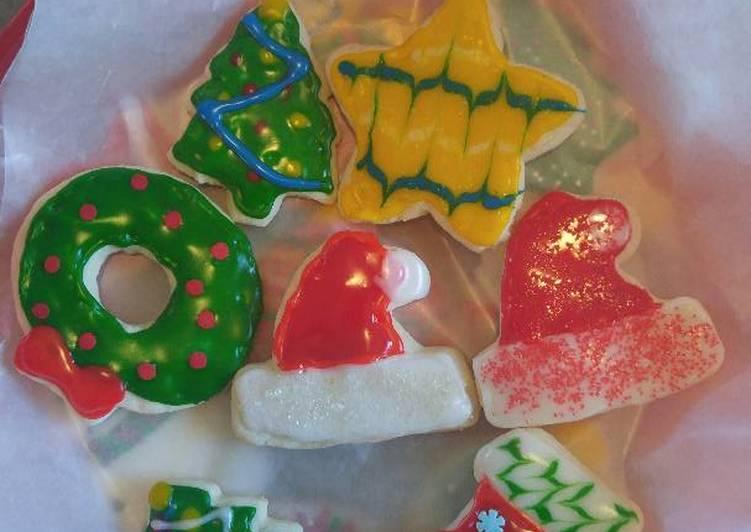 Improved Best Rolled Sugar Cookies Recipe By Angela Vose Cookpad