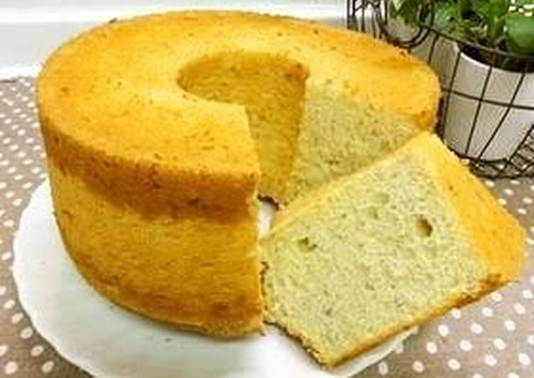 Banana Cake Recipe With Oil Joy Of Baking: No Oil Or Baking Powder Used! Sublime Banana Chiffon Cake