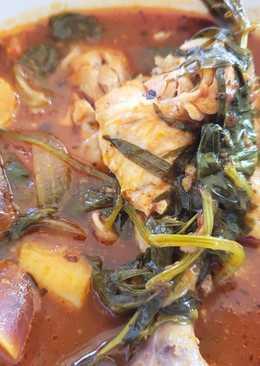 resep masakan 25 hr savory tarragon tomato sauce crockpot chicken gf