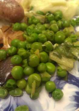 Grandma's Peas (the best in the world)