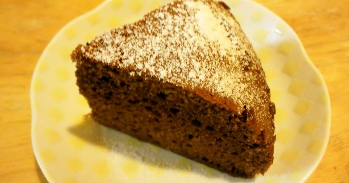 Chocolate Cake Recipe Japanese: Butter-Free Rice Cooker Chocolate Cake Recipe By Cookpad