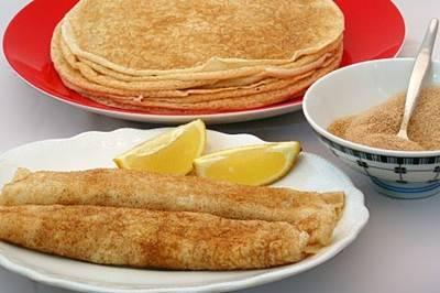Pannekoek (pancake)