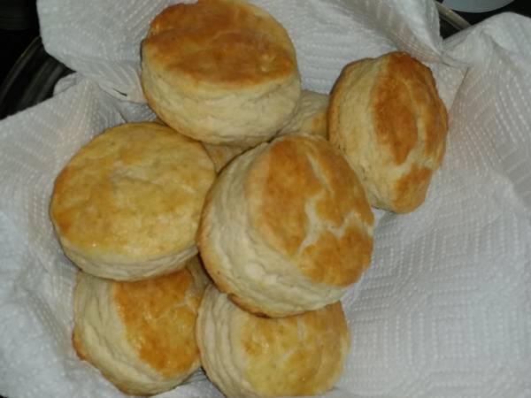 Mom's Best Biscuits