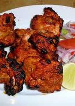Crispy Chicken Kabab