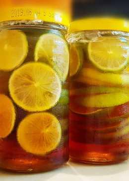 Honey Lemon Slices (drink)