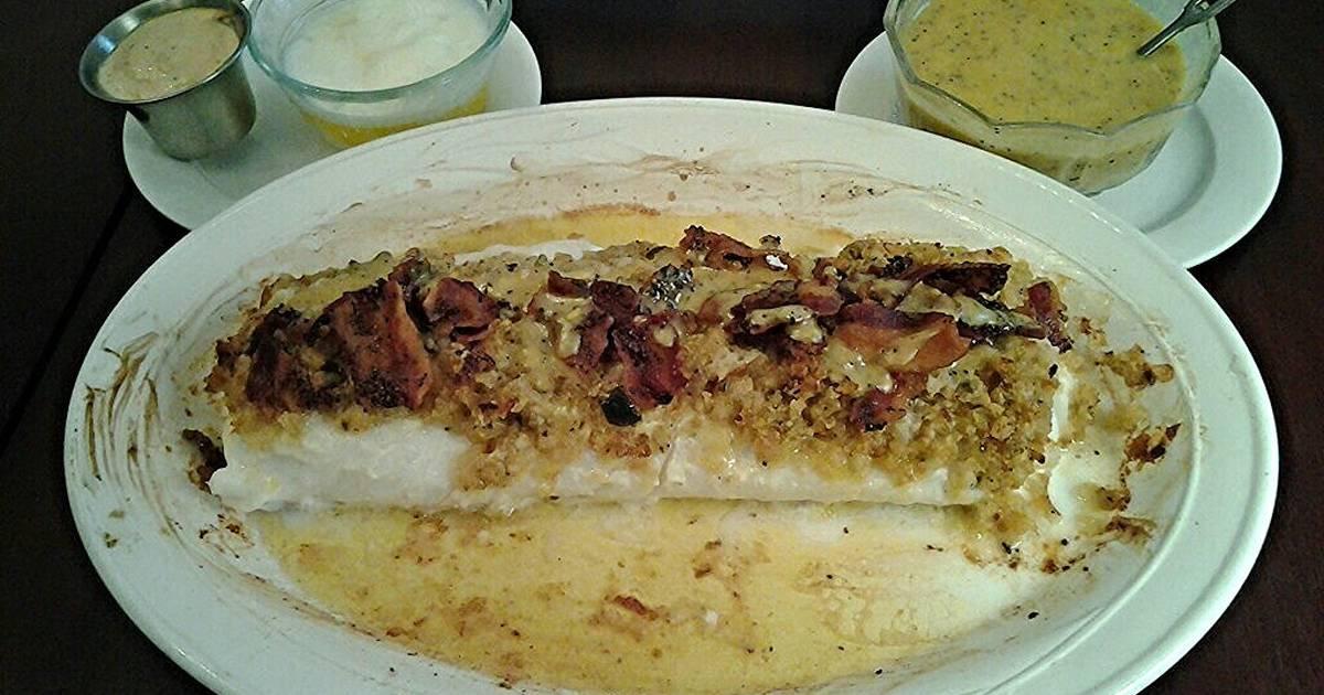 Cod fillet recipes 129 recipes cookpad for Cod fish fillet recipes